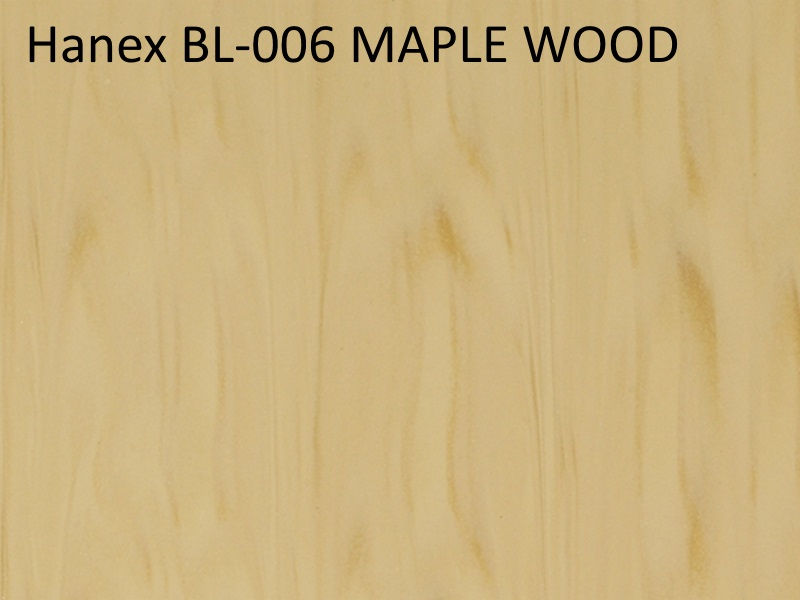 Tristone BL-006 Maple Wood